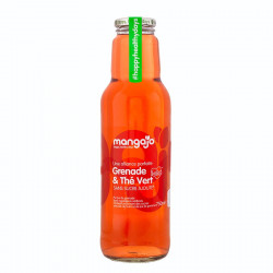 Pomegranate & Green Tea Mangajo 750ml