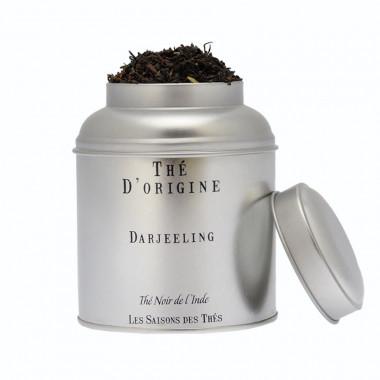 Thé Darjeeling Boîte 125g