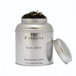 Thé Earl Grey Boîte 125g