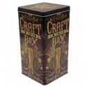 Boîte Métal Vintage 24cm