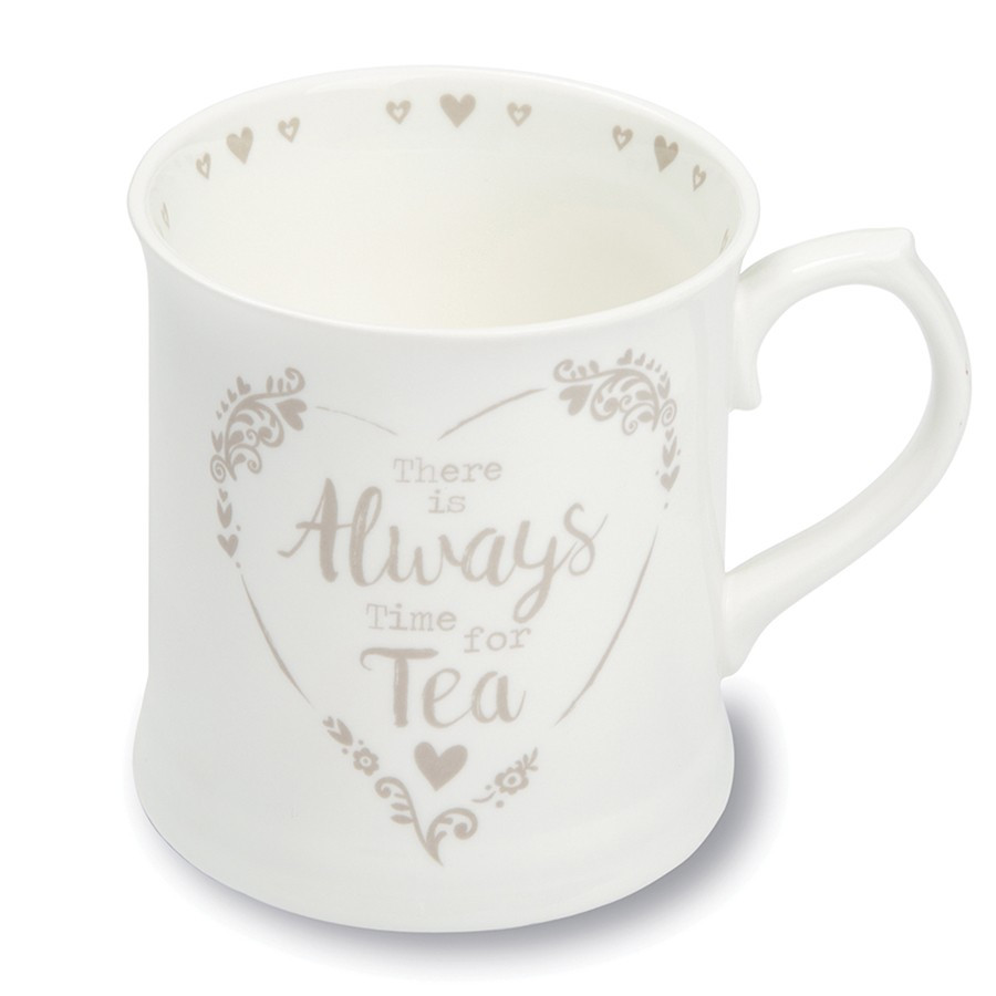 mug blanc tankard tea food for thought 380ml. Black Bedroom Furniture Sets. Home Design Ideas