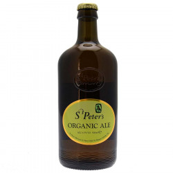 St Peter's Organic Ale 50cl 4.5°