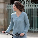 Out Of Ireland V Collar Sweater