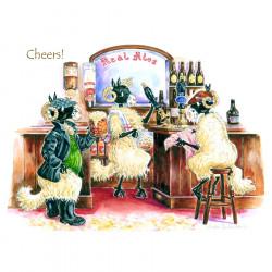 Set de Table Cheers