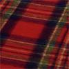 Red green tartan 267